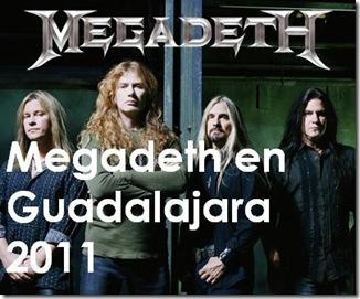 megadeth guadalajara 2011 calle 2