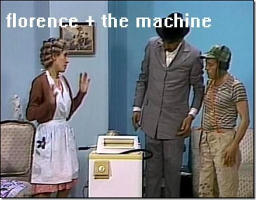 Florece   The Machine