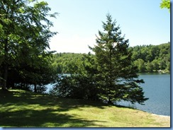 6783 Quebec - Gatineau Park - Mackenzie King Estate - Kingswood - Kingsmere Lake