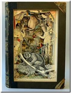 Book-Carvings