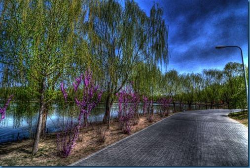 Beijing Park HDR