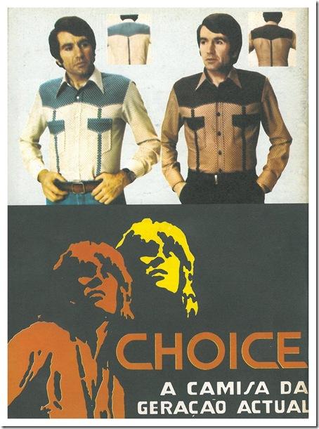 camisas choice