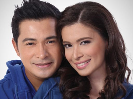 Cesar Montano and Sunshine Cruz