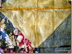 quilt back side