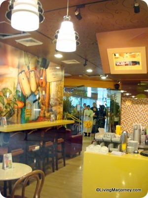 Figaro Enterprise Makati interior