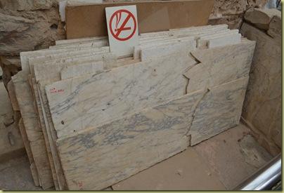Ephesus house marble wall panels