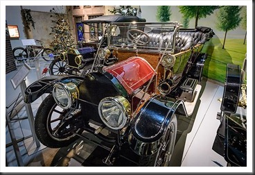 1912 Cadillac 5-Passenger Touring Car