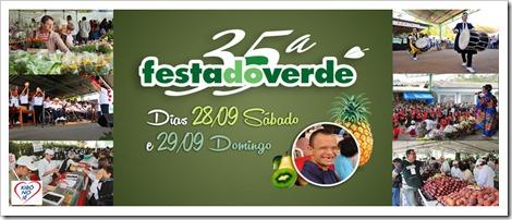 35ª Festa do Verde