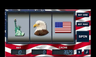 Screenshot of Usa Slot HD