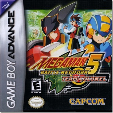 Download GBA Megaman Battle Network 5 Team Colonel English for PC (Emulator + Rom)