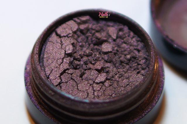 pigmentos e glitters da rz art makeup