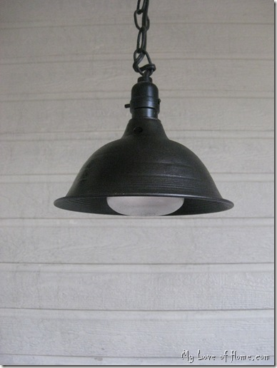 Grill Lamp, Oil Rubbed Bronze