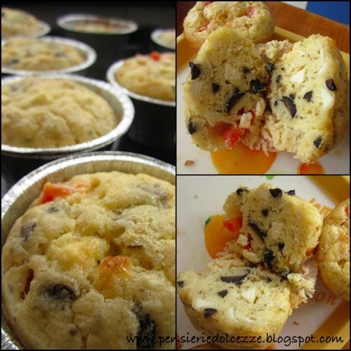 Mediterranean Muffins 1