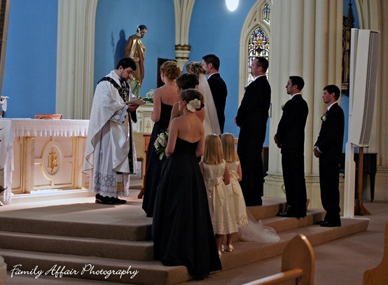 20_Holy Rosary Church Wedding_Tacoma_Photography