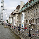 downtown london in London, London City of, United Kingdom