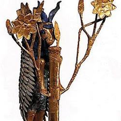 32 - Macho cabrio del Ajuar de la reina Subad