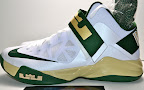 nike zoom soldier 6 pe svsm white home 3 01 Nike Zoom LeBron Soldier VI Version No. 5   Home Alternate PE