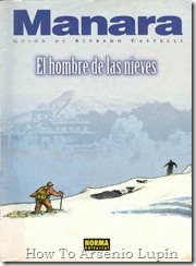 P00004 - Milo Manara  - El hombre de las nieves.howtoarsenio.blogspot.com #4