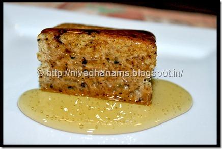 Applesauce Cake - IMG_5741