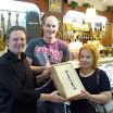 Entrega de premios Mi Espacio Gourmet a RivasPress