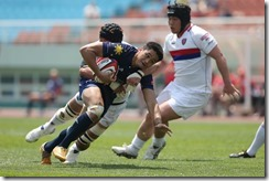 2013 Philippines Volcanoes flyhalf Alex Aronson