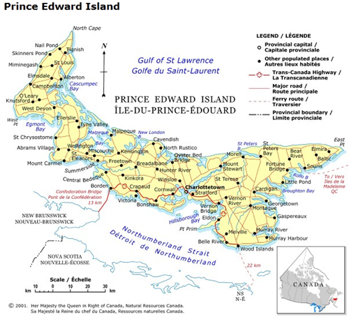 Prince Edward Island Census