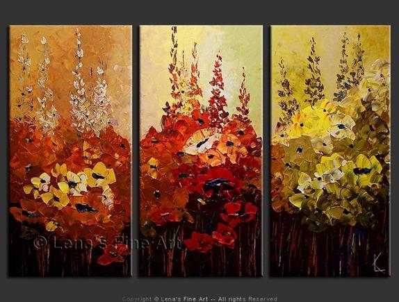Лена Карпинского живописи