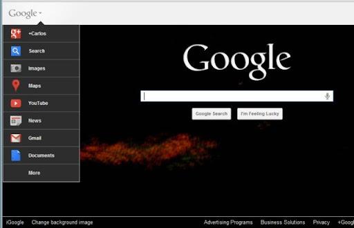 nueva barra de Google
