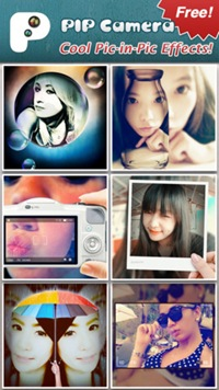 efecte pe fotografii-app android si iOS