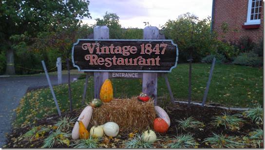 stone hill vintage 1847 restaurant