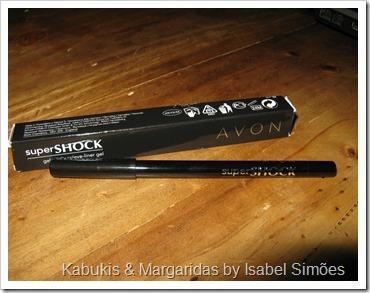Lápis Delineador Gel SuperSchock