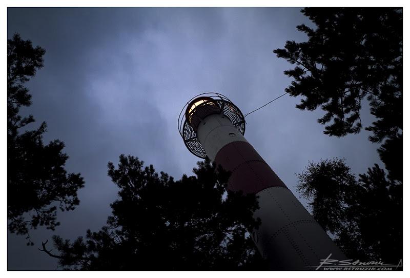 Jastarnia, latarnia morska.