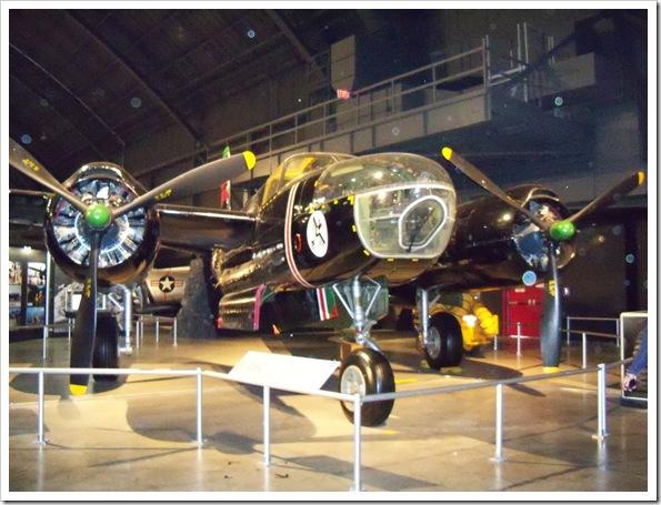Douglas B-26C (A-26C) Invader