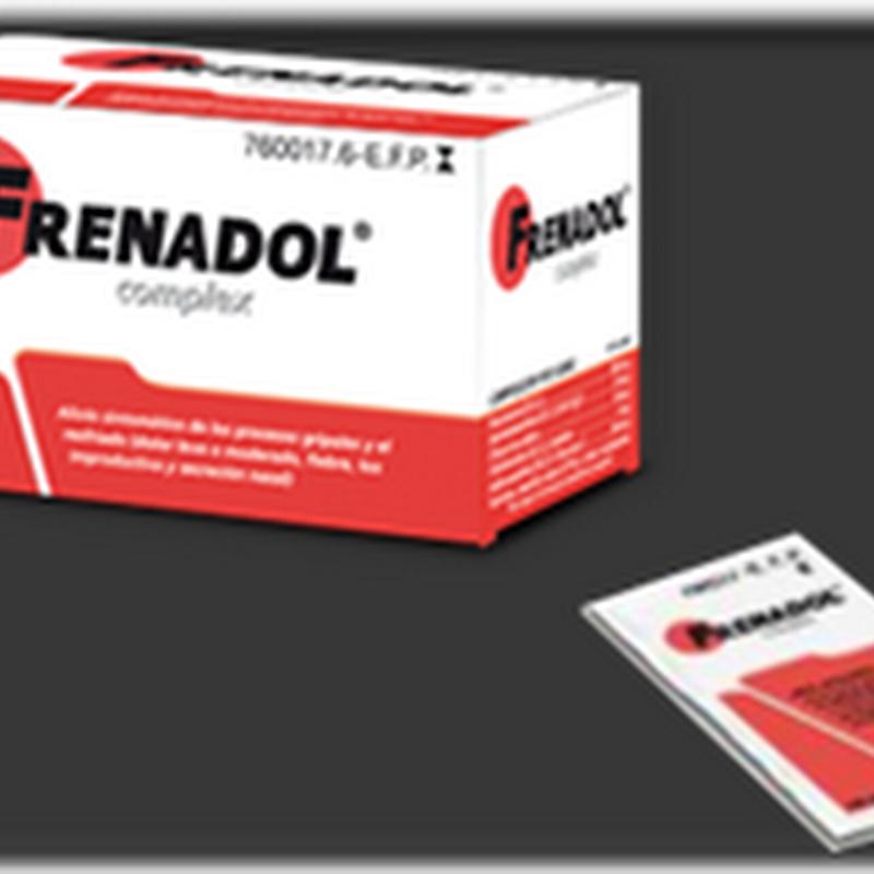 ¿Qué me da para el resfriado? Frenadol Complex para pacientes.
