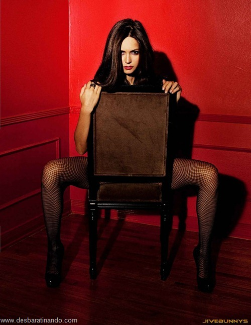nina dobrev linda sensua sexy sedutora fotos Vampire Diaries desbaratinando (60)