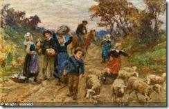 deyrolle-theophile-louis-1844-le-retour-du-troupeau-2279433