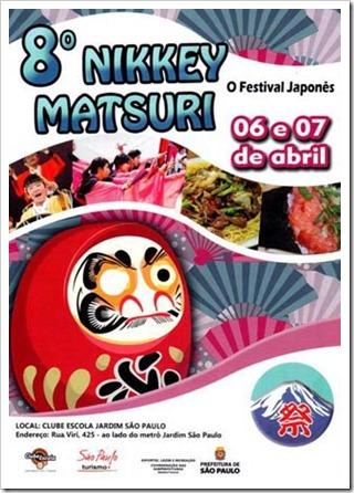 8 º Nikkey Matsuri