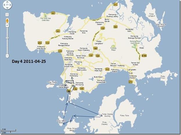 langkawi map 4