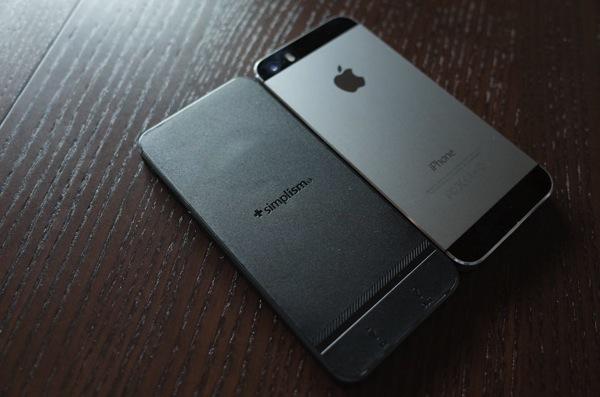iPhone5sと比較