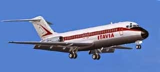 DC 9, Itavia