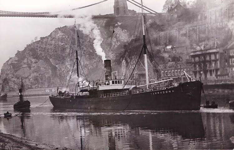 Vapor TARRAGONA despues NUEVA MONTAÑA. Bristol Channel. Coleccion Arthur Blundell. De la web 7Seasvessels.jpg