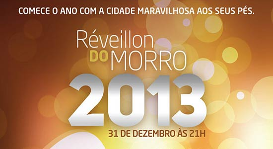 Réveillon do Morro 2013