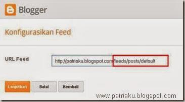 feed blogger