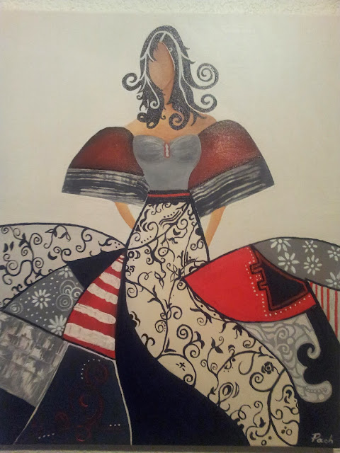 Patricia charquero todo arte febrero 2014 - Cuadros de meninas modernos ...