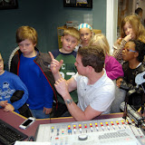 WBFJ Station Tour - Miss Guelzow's 3rd Grade Class - 11-12-13