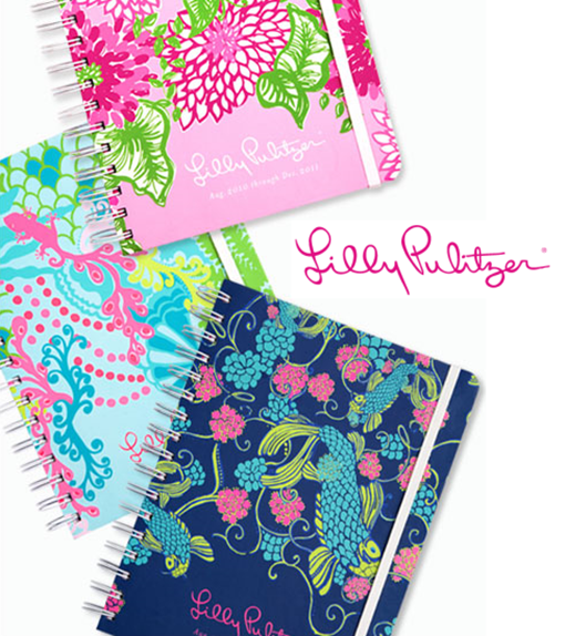 planner 2010 Lilly Pulitzer