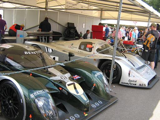 Bentley's 2003 Le Mans winning