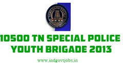 TN Special Police Youth Brigade 2013