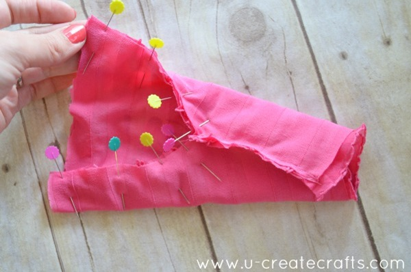 American Doll Ruffle Pants Tutorial 7