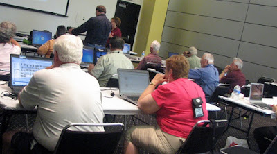 Picasa Photo Editing Workshop at FMCA in Madison, WI